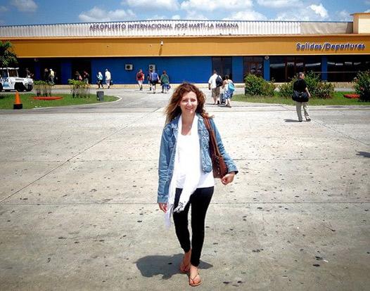 Cuba - Arrival