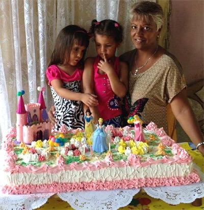 Tarta de Cumpleaños - Cuba