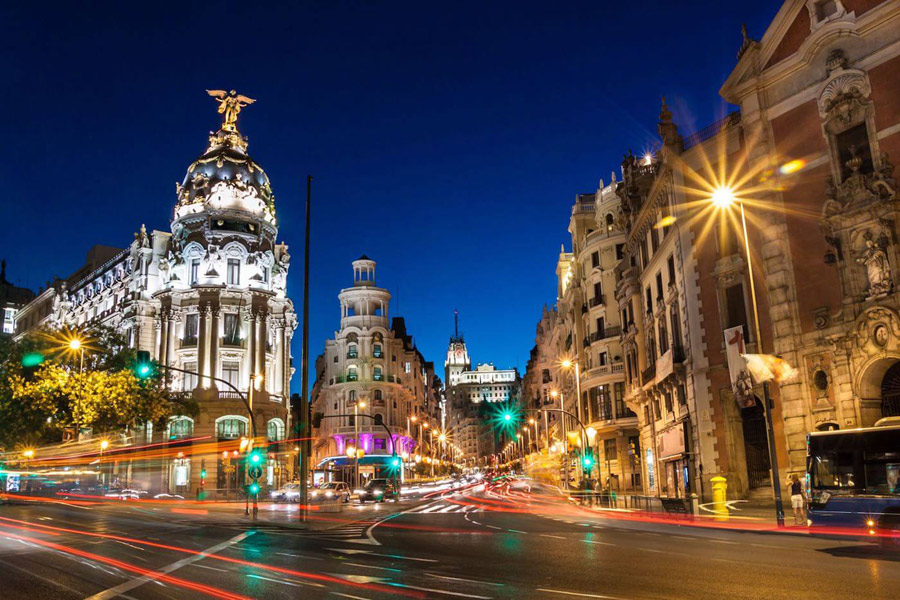 Live and Work in Madrid