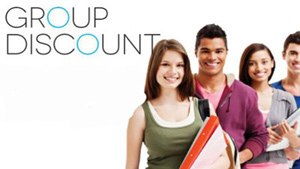 Special Offers - Group discount