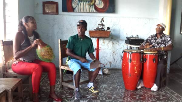 Cuban lifestyle - music