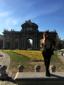Puerta de Alcalá - Madrid
