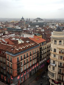 Intern abroad in Madrid