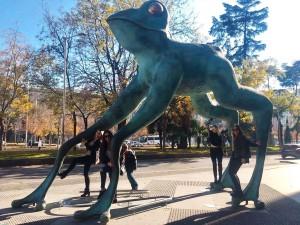 Intern Abroad in Madrid - Escultura