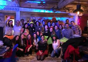 Intern abroad . Grupo