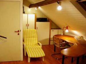 Brussels Lodging Student Room-2